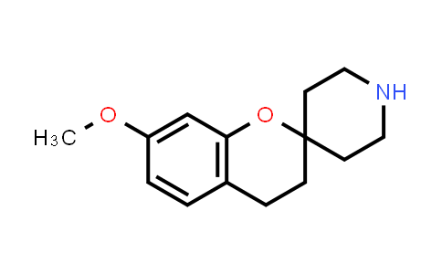 MC458227 | 1093759-76-2 | 7-Methoxy-2-spiro(piperidine-4-yl)-benzopyran