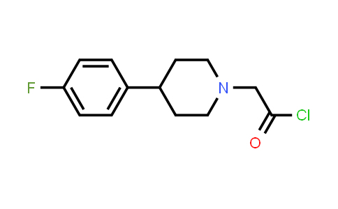 MC458235   885955-57-7   4-(4-Fluorophenyl)-1-piperidineacetyl chloride