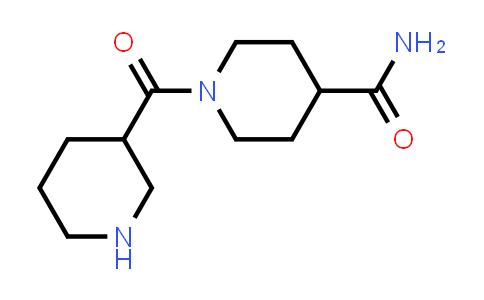 886508-24-3   1-(Piperidine-3-carbonyl)-piperidine-4-carboxylic acid amide