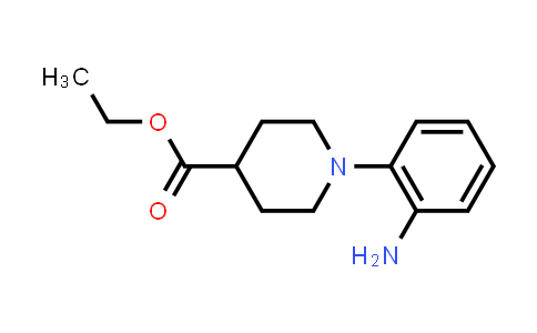 889947-83-5 | 1-(2-Amino-phenyl)-piperidine-4-carboxylic acid ethyl ester