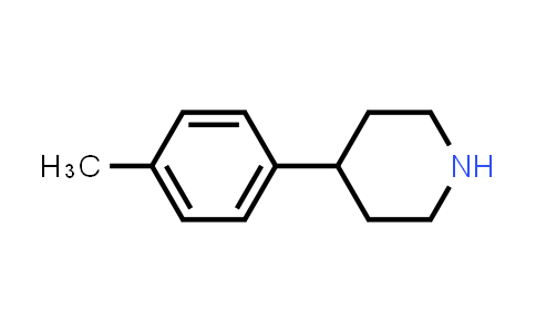 59083-39-5 | 4-(4-Methylphenyl)piperidine