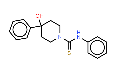 65846-22-2 | N,4-Diphenyl-4-hydroxy-thio-1-piperidinecarboxamide