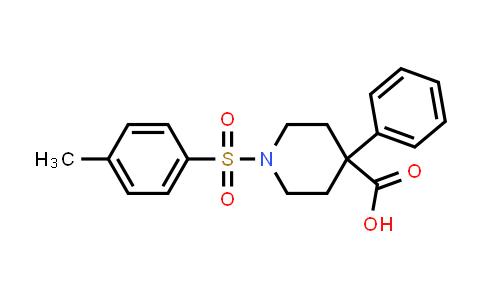 MC458286 | 84255-02-7 | 1-(4-METHYLBENZENESULPHONYL)-4-PHENYLPIPERIDINE-4-CARBOXYLIC ACID