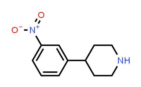 MC458294 | 858850-25-6 | 4-(3-NITROPHENYL)-PIPERIDINE