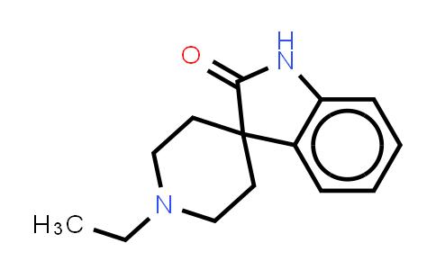 MC458310   59022-55-8   2-INDOLINONE-3-SPIRO-4′-(N-ETHYLPIPERIDINE)
