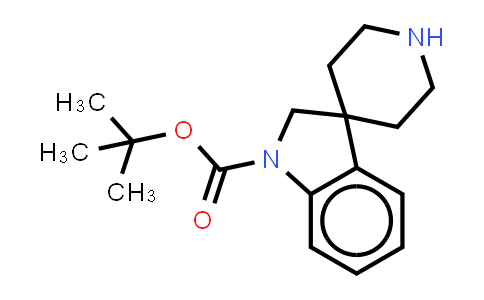 DY458313 | 676607-31-1 | SPIRO[3H-INDOLE-3,4-PIPERIDINE]-1(2H)-CARBOXYLIC ACID, 1,1-DIMETHETHYLETHYL ESTER