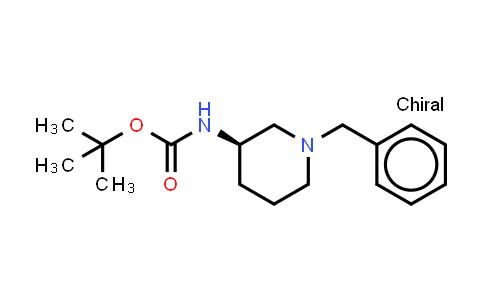 DY458320 | 454713-13-4 | (S)-1-BENZYL-3-N-BOC-AMINOPIPERIDINE