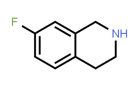 MC458341 | 406923-91-9 | 7-FLUORO-1,2,3,4-TETRAHYDROISOQUINOLINE