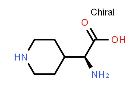 DY458342 | 459166-03-1 | (S)-ALFA-AMINO-4-PIPERIDINE ACETIC ACID