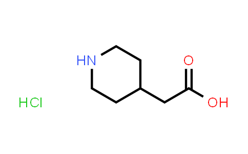 51052-78-9 | 4-PIPERIDINEACETIC ACID HYDROCHLORIDE