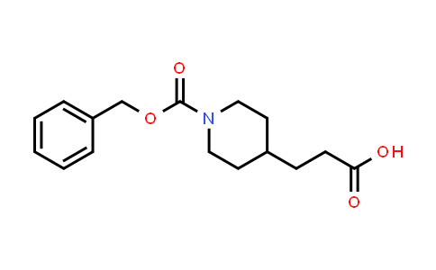 MC458352 | 63845-33-0 | N-CBZ-4-PIPERIDINEPROPIONIC ACID