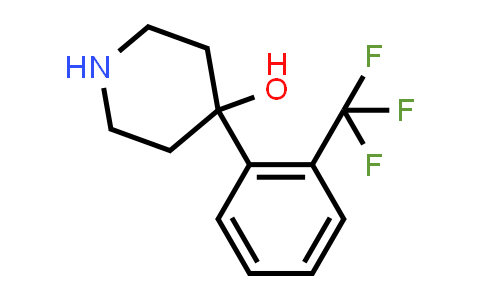 69908-12-9   4-[2-(TRIFLUOROMETHYL)PHENYL]-4-PIPERIDINOL