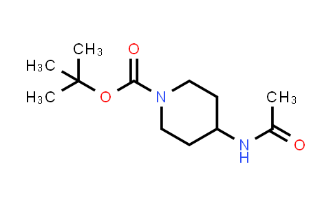 MC458373 | 1093759-67-1 | 1-Boc-4-(acetamido)piperidine