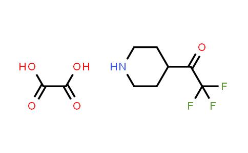 MC458397 | 1182349-50-3 | 2,2,2-trifluoro-1-(piperidin-4-yl)ethanone oxalate