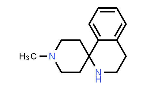 802280-08-6 | 1′-METHYL-3,4-DIHYDRO-2H-SPIRO[ISOQUINOLINE-1,4′-PIPERIDINE]
