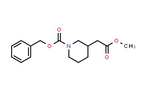 DY458452 | 86827-08-9 | Methyl N-Cbz-3-piperidineacetate