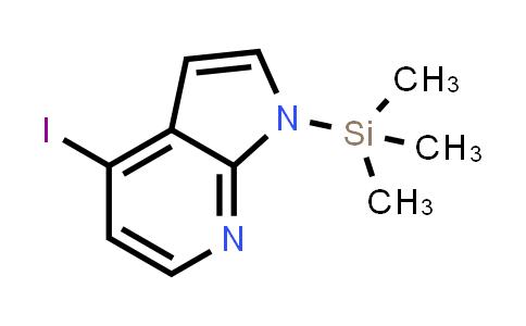DY458456 | 934388-22-4 | 1H-PYRROLO[2,3-B]PYRIDINE, 4-IODO-1-(TRIMETHYLSILYL)-
