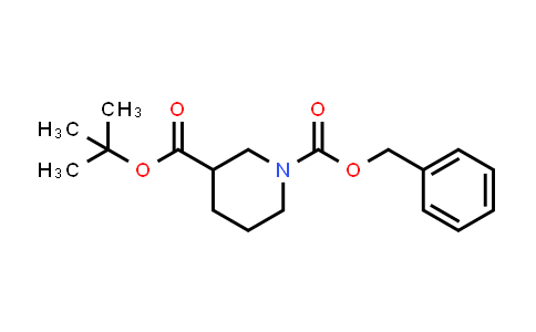 301180-04-1 | N-Cbz-3-piperidinecarboxylic acid t-butyl ester