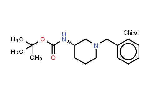 MC458577 | 216854-24-9 | R)-1-苄基-3-N-叔丁氧羰基氨基哌啶