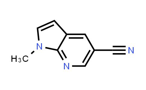 517918-96-6 | 1-Methyl-1H-pyrrolo[2,3-B]pyridine-5-carbonitrile