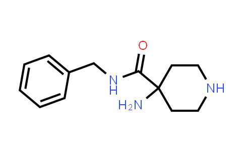 DY458589 | 170921-49-0 | N-benzyl-4-amino-piperidine-4-carboxamide