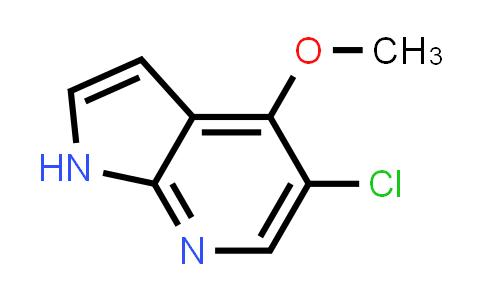 1020056-69-2 | 5-CHLORO-4-METHOXY-1H-PYRROLO[2,3-B]PYRIDINE