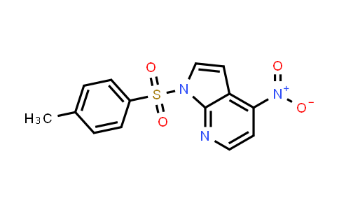 DY458609 | 348640-03-9 | 1H-PYRROLO[2,3-B]PYRIDINE, 1-[(4-METHYLPHENYL)SULFONYL]-4-NITRO-