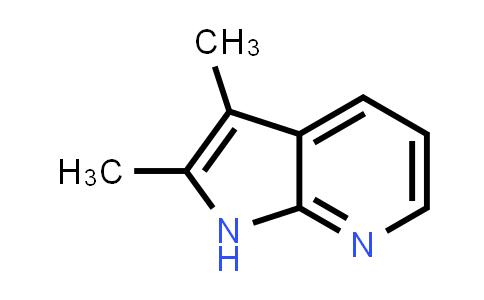 MC458658 | 10299-69-1 | 1H-PYRROLO[2,3-B]PYRIDINE, 2,3-DIMETHYL-