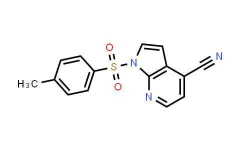 MC458661   348640-92-6   1H-PYRROLO[2,3-B]PYRIDINE-4-CARBONITRILE, 1-[(4-METHYLPHENYL)SULFONYL]-