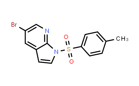479552-71-1 | 1H-PYRROLO[2,3-B]PYRIDINE, 5-BROMO-1-[(4-METHYLPHENYL)SULFONYL]-