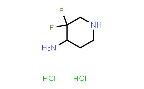 MC458665 | 1881321-97-6 | 3,3-difluoropiperidin-4-amine dihydrochloride