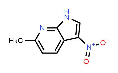 DY458685 | 178269-03-9 | 1H-PYRROLO[2,3-B]PYRIDINE, 6-METHYL-3-NITRO-