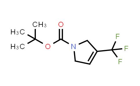 MC458713 | 693826-97-0 | tert-butyl 3-(trifluoromethyl)-2,5-dihydro-1H-pyrrole-1-carboxylate