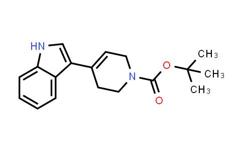 155302-27-5   tert-butyl 4-(1H-indol-3-yl)-5,6-dihydropyridine-1(2H)-carboxylate