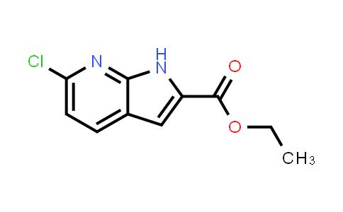 287384-84-3 | ETHYL 6-CHLORO-1H-PYRROLO[2,3-B]PYRIDINE-2-CARBOXYLATE