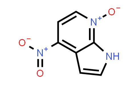 MC458735 | 74420-06-7 | 1H-PYRROLO[2,3-B]PYRIDINE, 4-NITRO-, 7-OXIDE