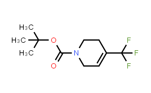 291289-18-4 | tert-butyl 4-(trifluoromethyl)-5,6-dihydropyridine-1(2H)-carboxylate