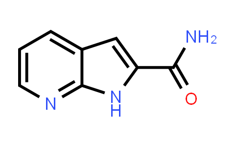 DY458747 | 223376-47-4 | 1H-PYRROLO[2,3-B]PYRIDINE-2-CARBOXYLIC ACID AMIDE