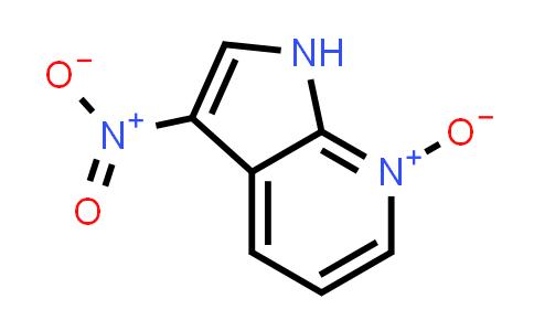 DY458750 | 74420-07-8 | 1H-PYRROLO[2,3-B]PYRIDINE, 3-NITRO-, 7-OXIDE