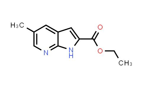 DY458751 | 823217-70-5 | 1H-PYRROLO[2,3-B]PYRIDINE-2-CARBOXYLIC ACID, 5-METHYL-, ETHYL ESTER