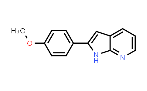 DY458765 | 139962-68-8 | 2-(4-METHOXY-PHENYL)-1H-PYRROLO[2,3-B]PYRIDINE