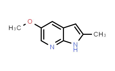 DY458766 | 397842-91-0 | 1H-PYRROLO[2,3-B]PYRIDINE, 5-METHOXY-2-METHYL-