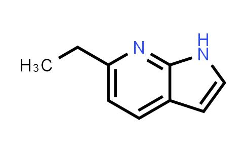533939-04-7 | 1H-PYRROLO[2,3-B]PYRIDINE, 6-ETHYL-