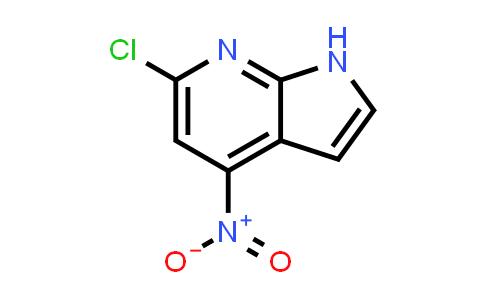 MC458769 | 688781-87-5 | 1H-PYRROLO[2,3-B]PYRIDINE, 6-CHLORO-4-NITRO-