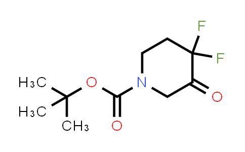 1334416-41-9 | tert-butyl 4,4-difluoro-3-oxopiperidine-1-carboxylate