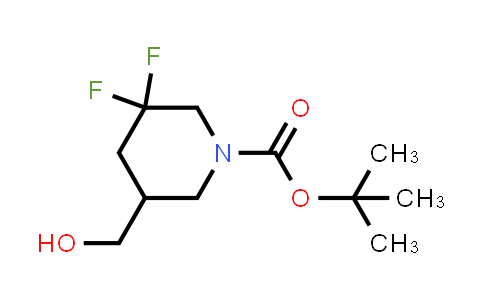 1262412-64-5 | tert-butyl 3,3-difluoro-5-(hydroxymethyl)piperidine-1-carboxylate