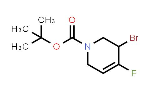 1881331-83-4 | tert-butyl 5-bromo-4-fluoro-5,6-dihydropyridine-1(2H)-carboxylate