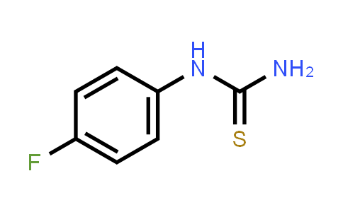 459-05-2 | 1-(4-fluorophenyl)thiourea