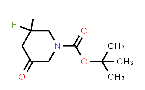 MC458850 | 1303974-84-6 | tert-butyl 3,3-difluoro-5-oxopiperidine-1-carboxylate