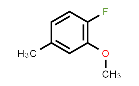 MC458856 | 63762-78-7 | 1-Fluoro-2-Methoxy-4-Methylbenzene
